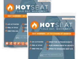 HotSeat Warmers Pouch